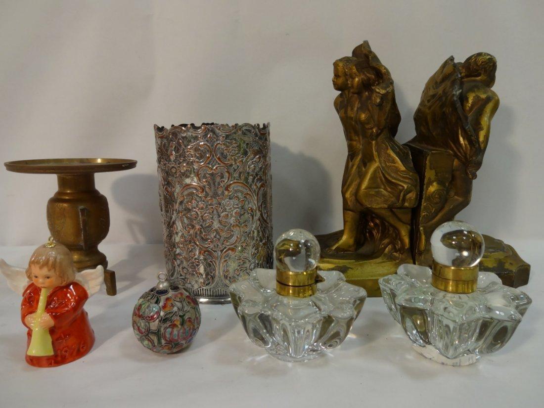Lot of 7 Vintage Decorative Items