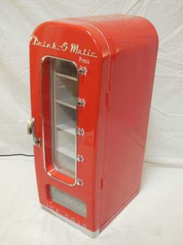 2ef7647226e Drink-o-Matic Soda Vending Machine Model DR-3