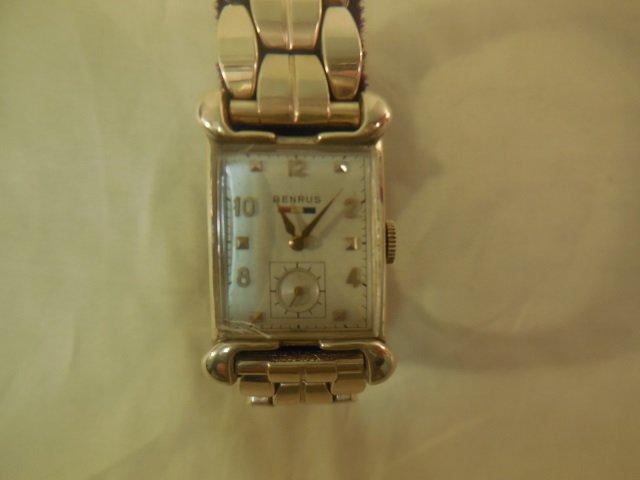 Vintage Benrus Citation & Fortus Watches - 3