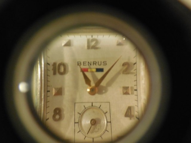 Vintage Benrus Citation & Fortus Watches - 5