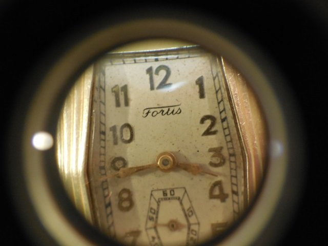 Vintage Benrus Citation & Fortus Watches - 6