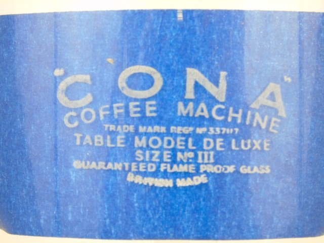 2 Vintage Cona Drip Coffee Makers - 3
