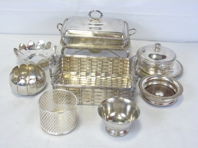 Vintage Silver Plate Sheffield / Reed & Barton