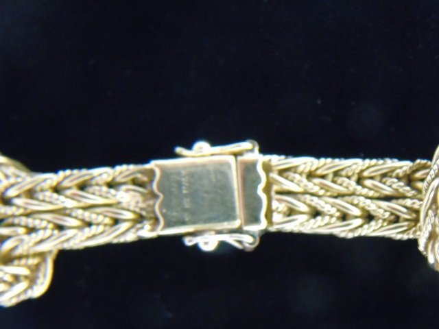 Important Mario Buccellati 18kt Gold Necklace - 5