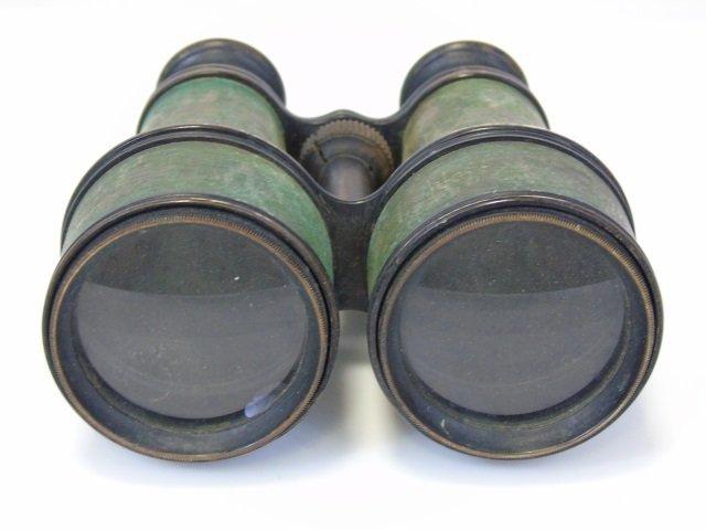 Antique A Stowell & Co Boston Binoculars - 4