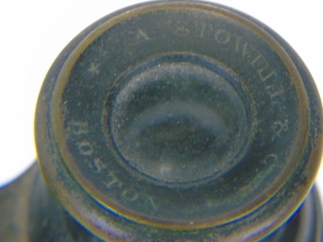 Antique A Stowell & Co Boston Binoculars - 5