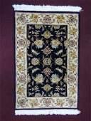 Small Wool Oriental Persian Rug 24 x 38