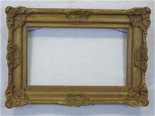 Antique Carved Gilt Wood Frame