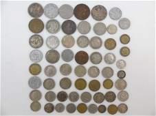 Antique & Vintage American & European Coins