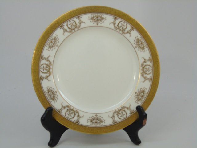 12 English Coalport Tiffany & Co. Dessert Plates