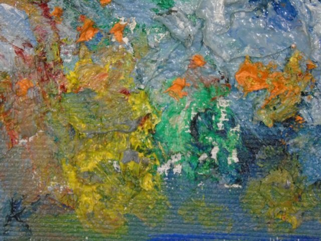 David Burliuk - Russian Painting w Provenance - 10