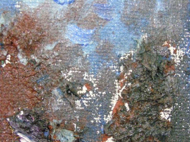 David Burliuk - Russian Painting w Provenance - 2