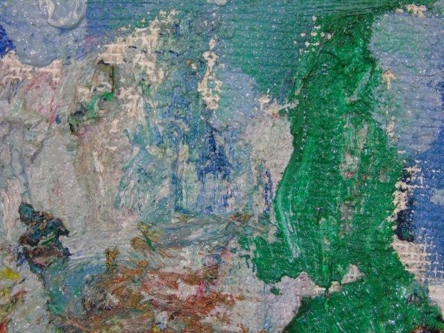 David Burliuk - Russian Painting w Provenance - 3