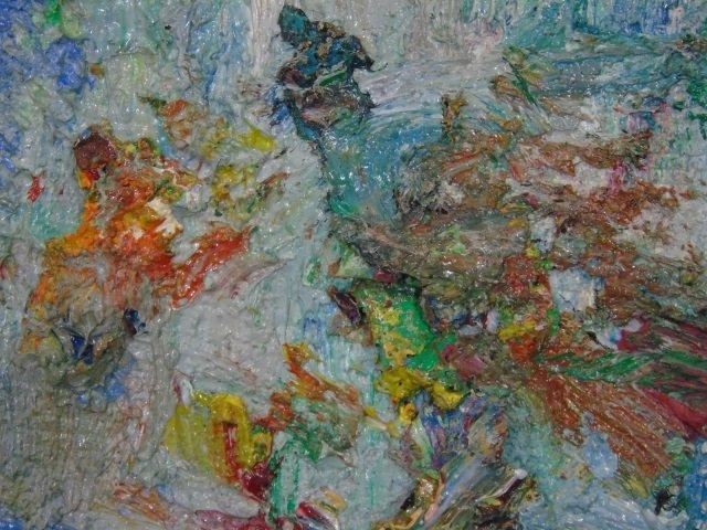 David Burliuk - Russian Painting w Provenance - 4