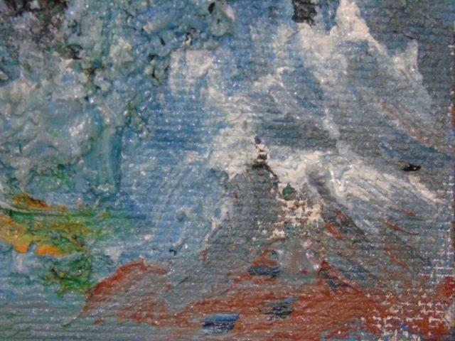 David Burliuk - Russian Painting w Provenance - 9