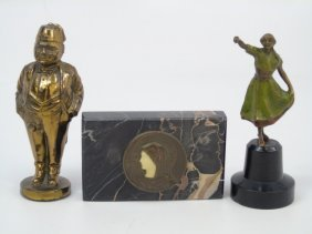 Antique Table Articles - Bronze & Marble