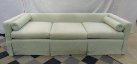 Contemporary Modern Custom Upholstered Sofa