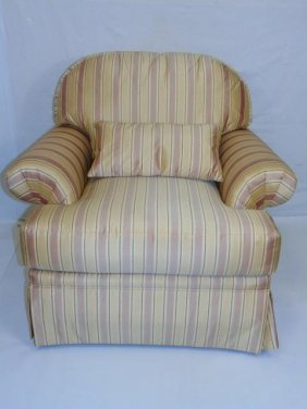 Contemporary Southwood Overstuff Armchair