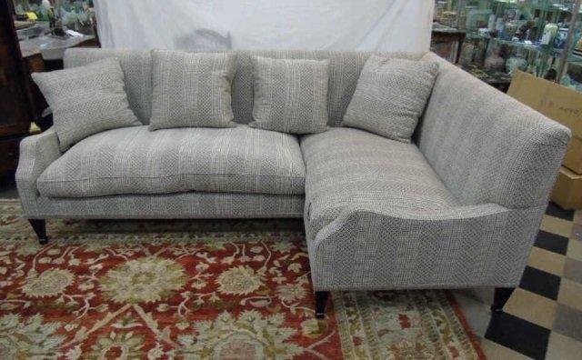 Custom Made Jeffrey Bilhuber Contemporary Sofa