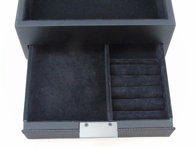 New Kenneth Cole Reaction Mens Valet Box - 3