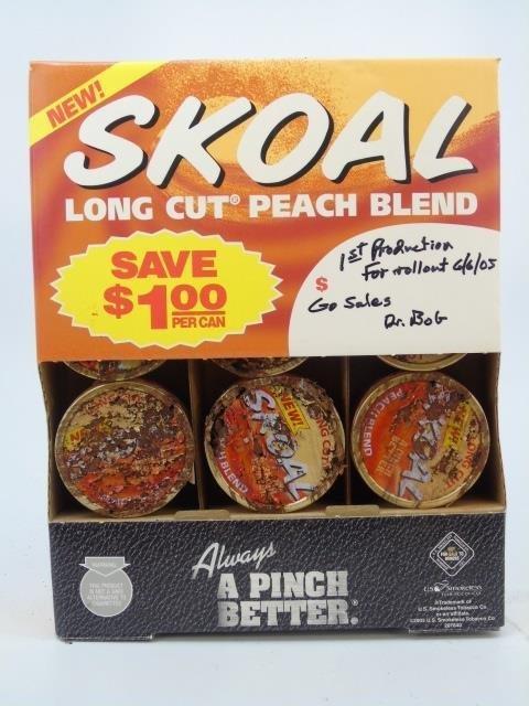 Assorted Tobacco Items - Skoal Bandits Copenhagen - 4