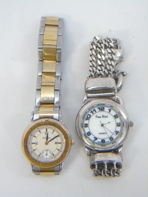 Vintage Pierre Nicol & Movado Ladies Watches