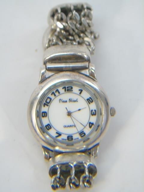 Vintage Pierre Nicol & Movado Ladies Watches - 3