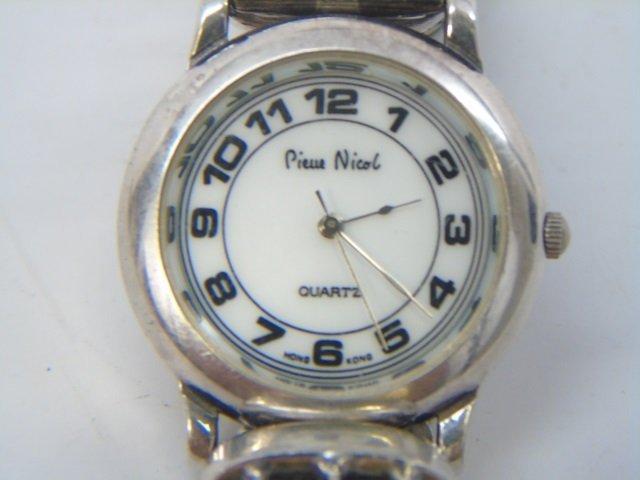 Vintage Pierre Nicol & Movado Ladies Watches - 4
