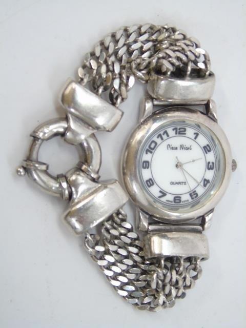 Vintage Pierre Nicol & Movado Ladies Watches - 5