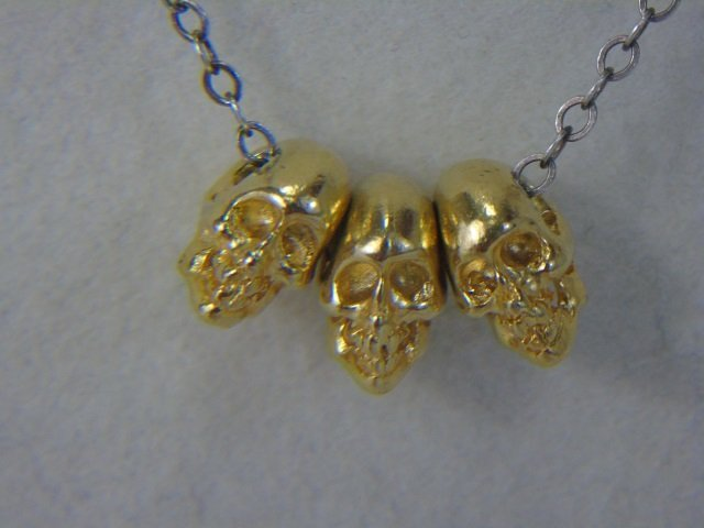 Box Lot  Assorted Costume Jewelry & Treasure Chest - 4