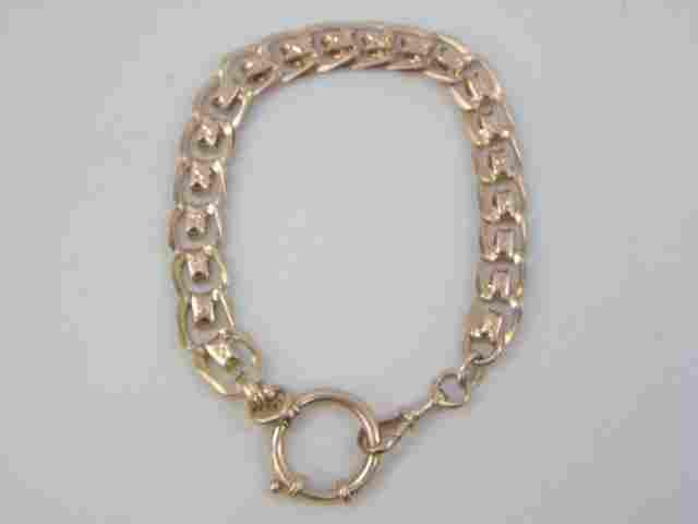 Antique Victorian 14kt Gold 1.5OZ  Watch Chain