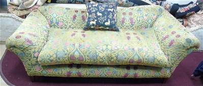 Custom Made Lewis Mittman Upholstered Sofa