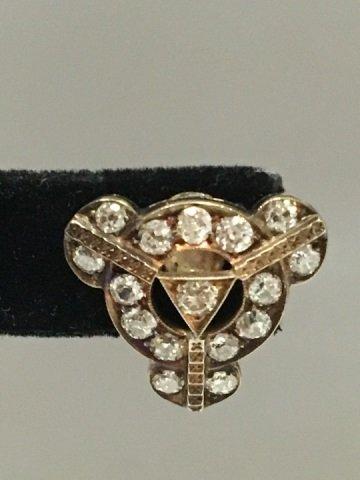 Estate Antique 14kt White Gold 4.8 Carat Earrings - 5