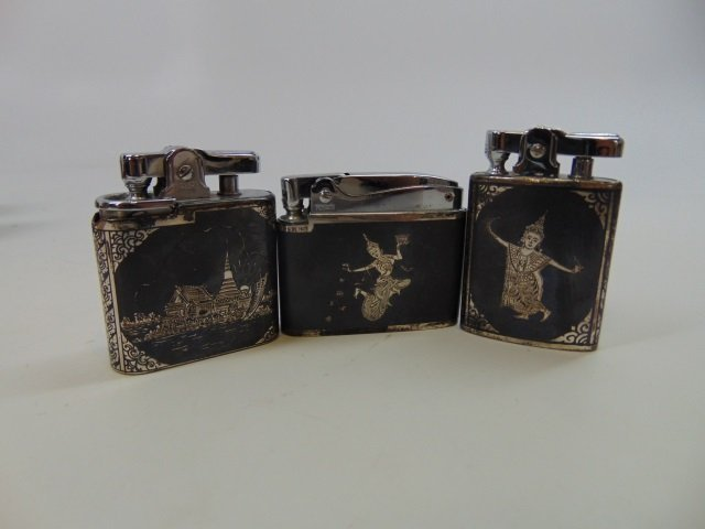 Collection of 7 Vintage Lighters - Ronson, etc - 2