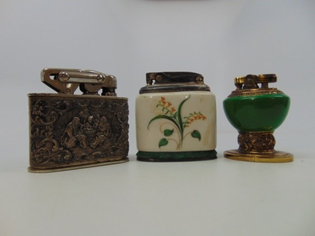 Collection of 7 Vintage Lighters - Ronson, etc - 3