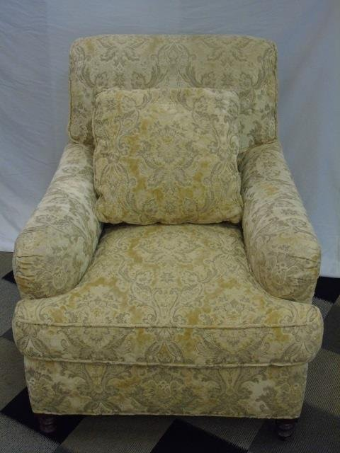 Contemporary Custom Traditional Armchair