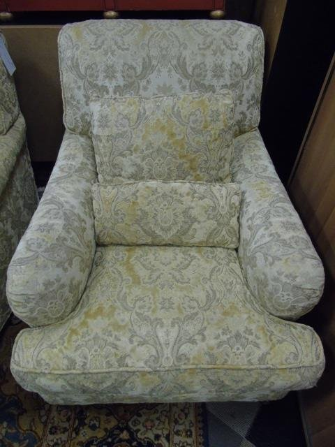 Contemporary Custom Traditional Armchair - 2