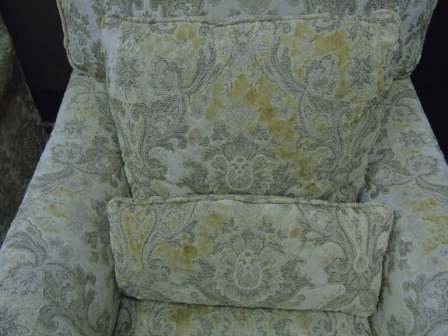 Contemporary Custom Traditional Armchair - 6