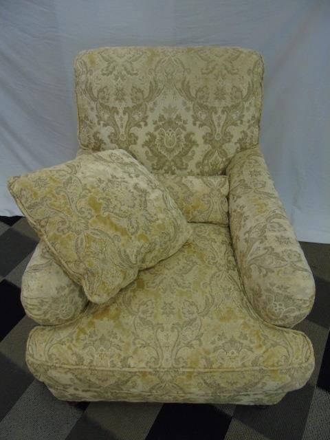 Contemporary Custom Traditional Armchair - 7