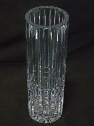 Ceskci Lead Crystal Vase - 2
