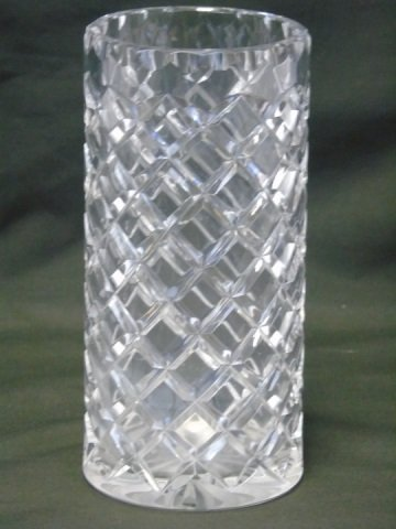 Lot of 3 Crystal Vases Waterford Galway Ceskci - 4