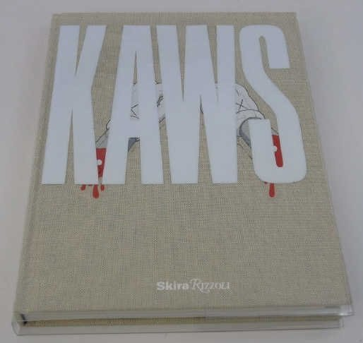 Brian Donnelly KAWS Signed Book