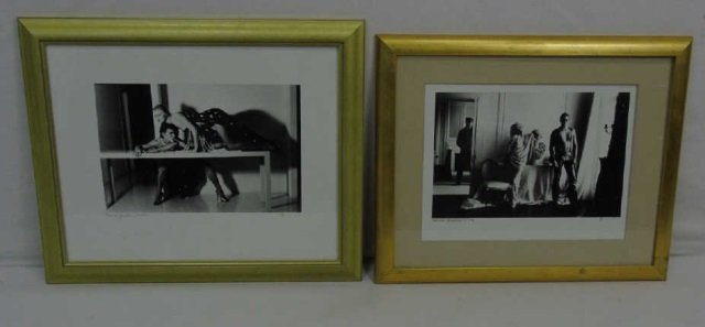 Vintage Fashion Photographs - Halston Etc