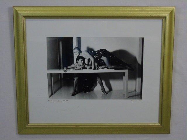 Vintage Fashion Photographs - Halston Etc - 4