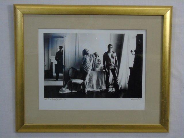 Vintage Fashion Photographs - Halston Etc - 7