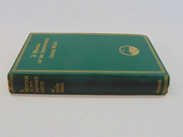 Oscar Wilde Antique Book A Woman of No Importance - 2