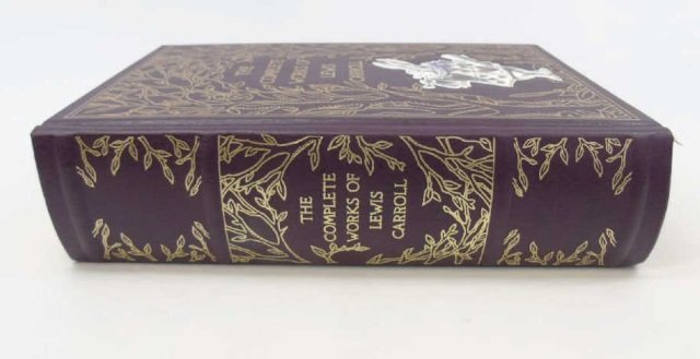 Luxury Edition The Complete Works of Lewis Carroll - 2