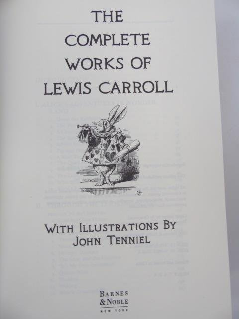 Luxury Edition The Complete Works of Lewis Carroll - 3