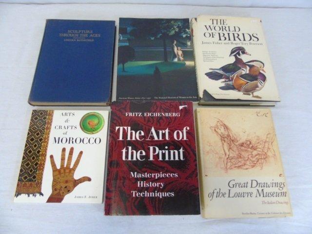 Lot  Assorted Art Books - 2