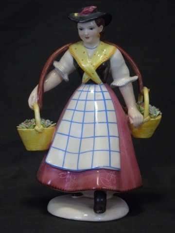 Assorted English & Continental Porcelain Figures - 9